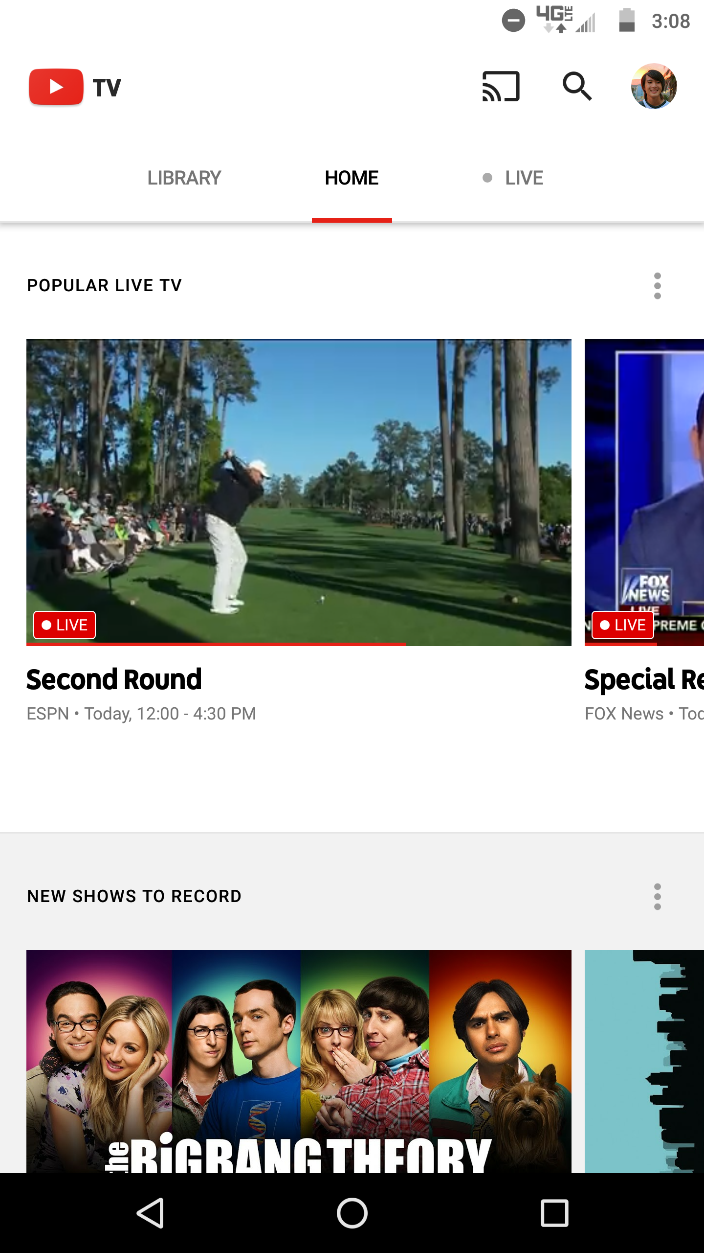 Hands-on: YouTube TV is familiar, stable, and already changing my