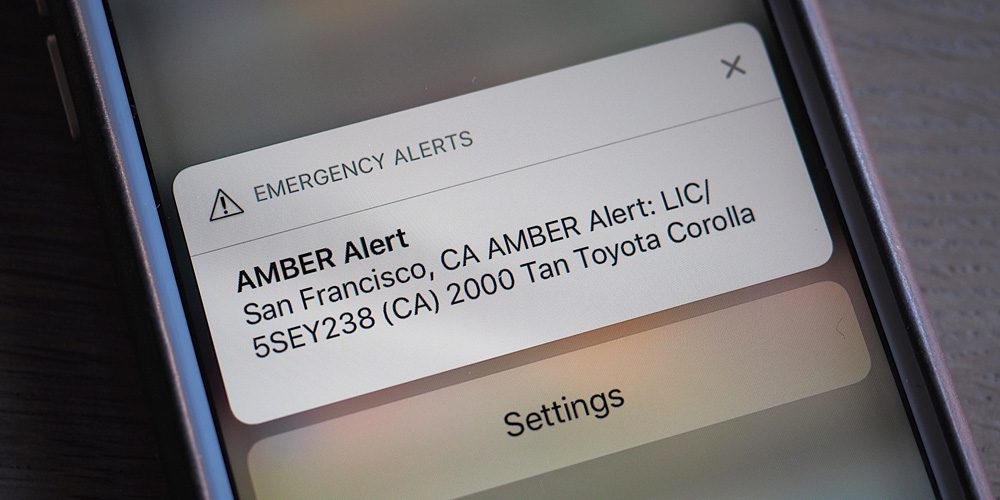 prepare to receive more emergency alerts on your smartphone but there s no cause for panic