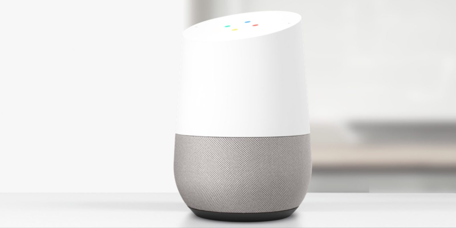 google home assistant speaker