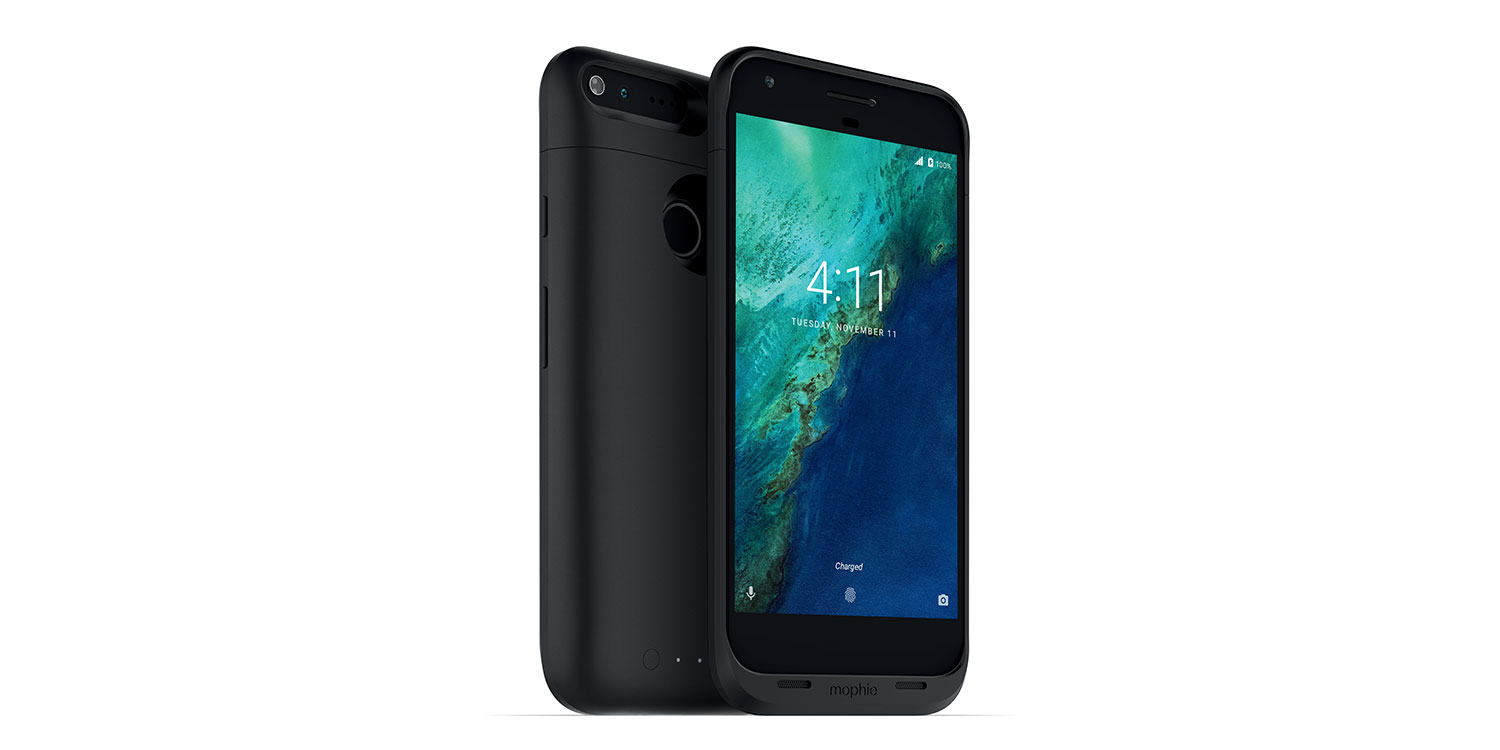low priced f1ee0 b9e3e Mophie releases juice pack battery case for Google Pixel XL w ...