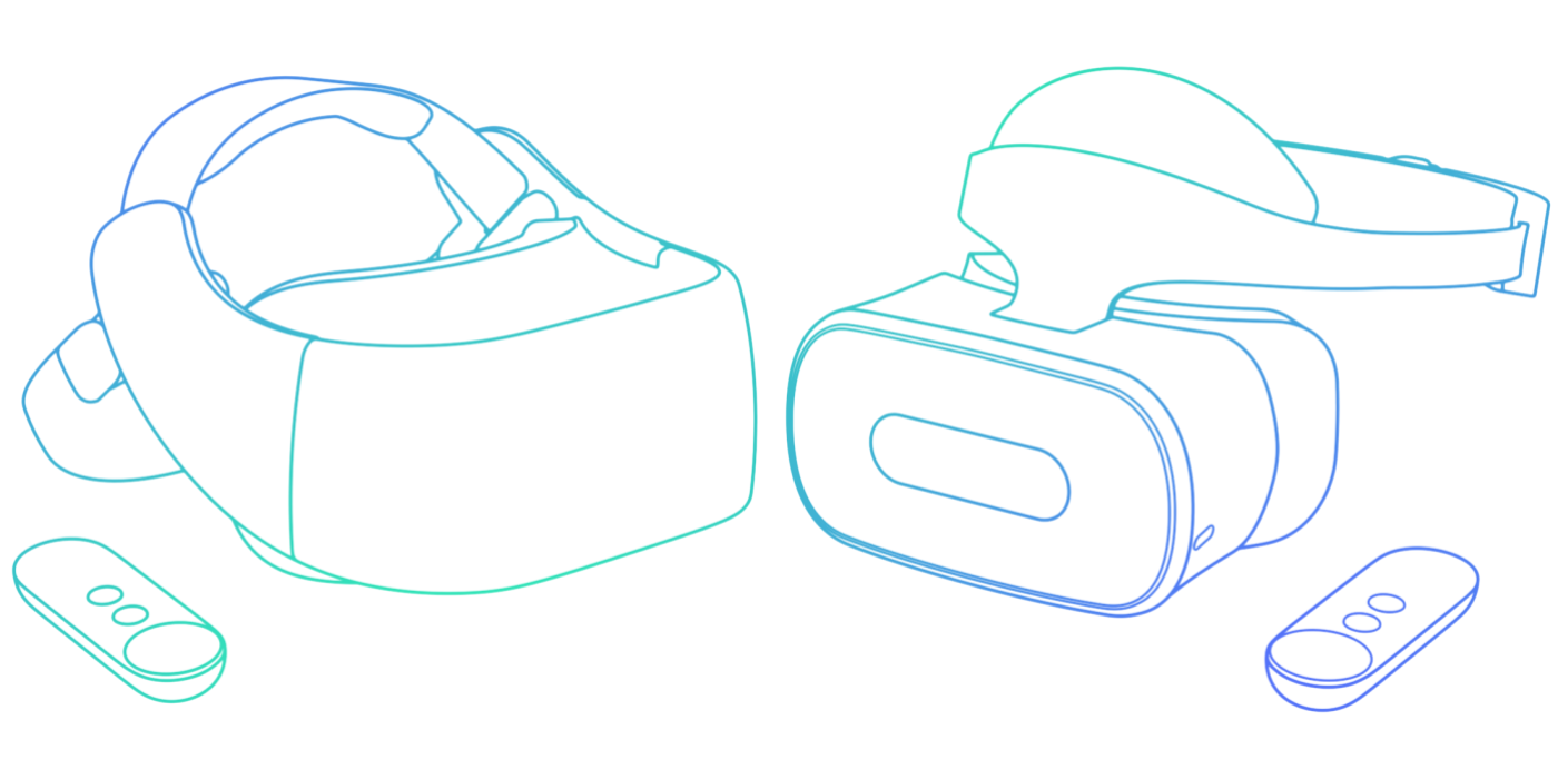 Google working on standalone VR headsets w/ HTC & Lenovo, features 'WorldSense' tracking