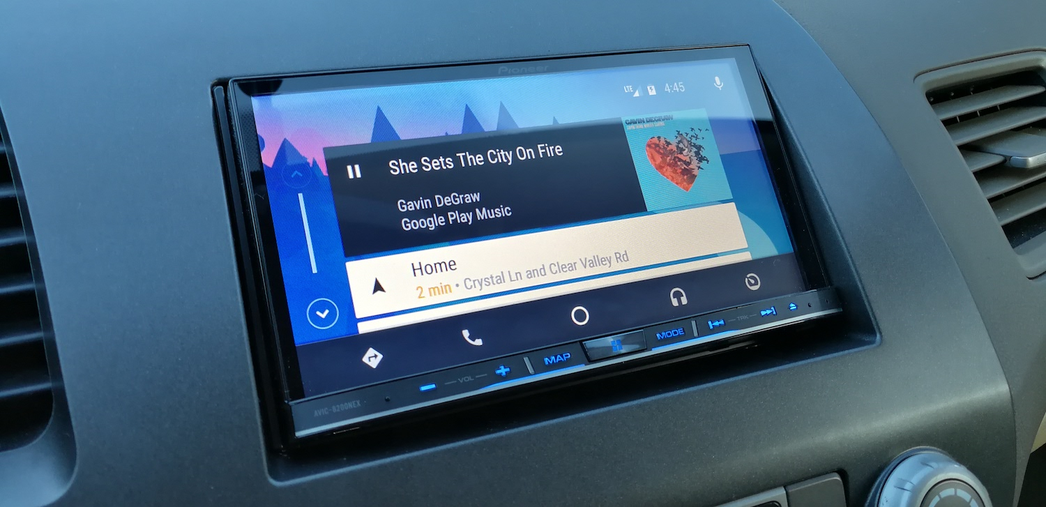 Ok Google' hotword not working in Android Auto, workaround available