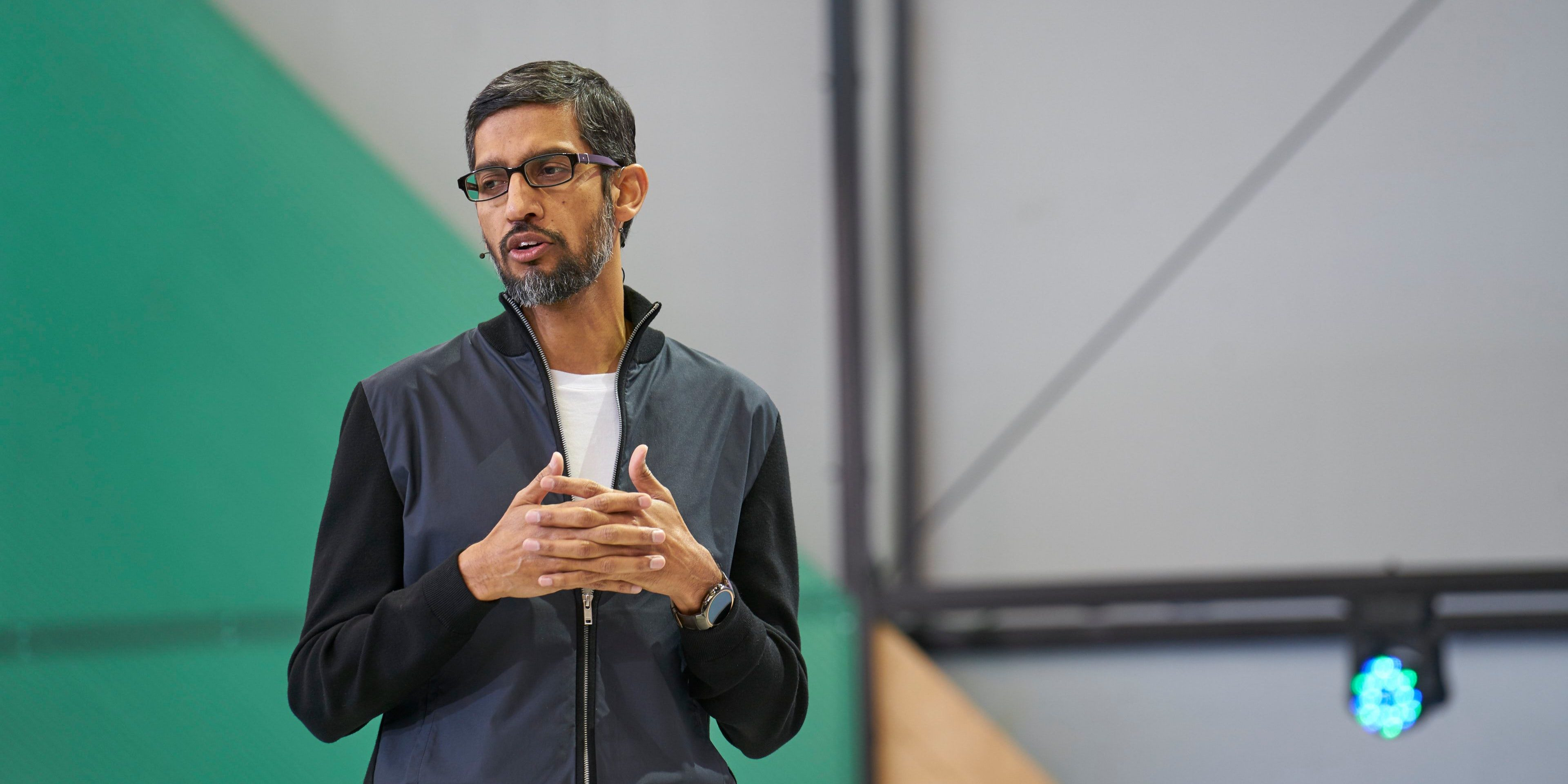 Sundar Pichai talks Pixel, Google hardware, and HTC expertise for other products