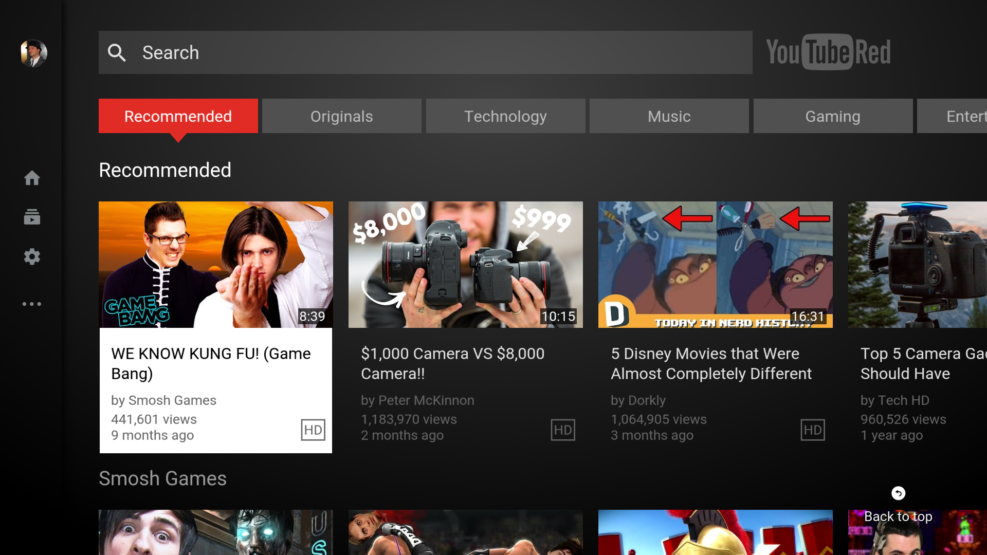 Youtube For Android Tv Gets Its First Update In Over A Year With Massive Redesign 9to5google