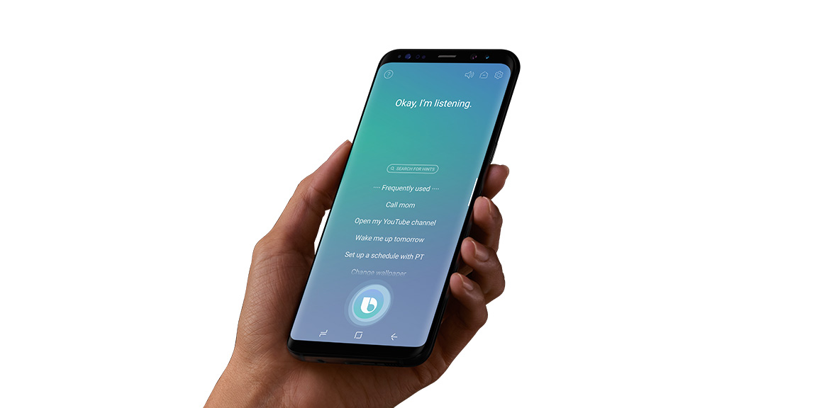 Here are the Android apps Bixby can interact with at launch - 9to5Google
