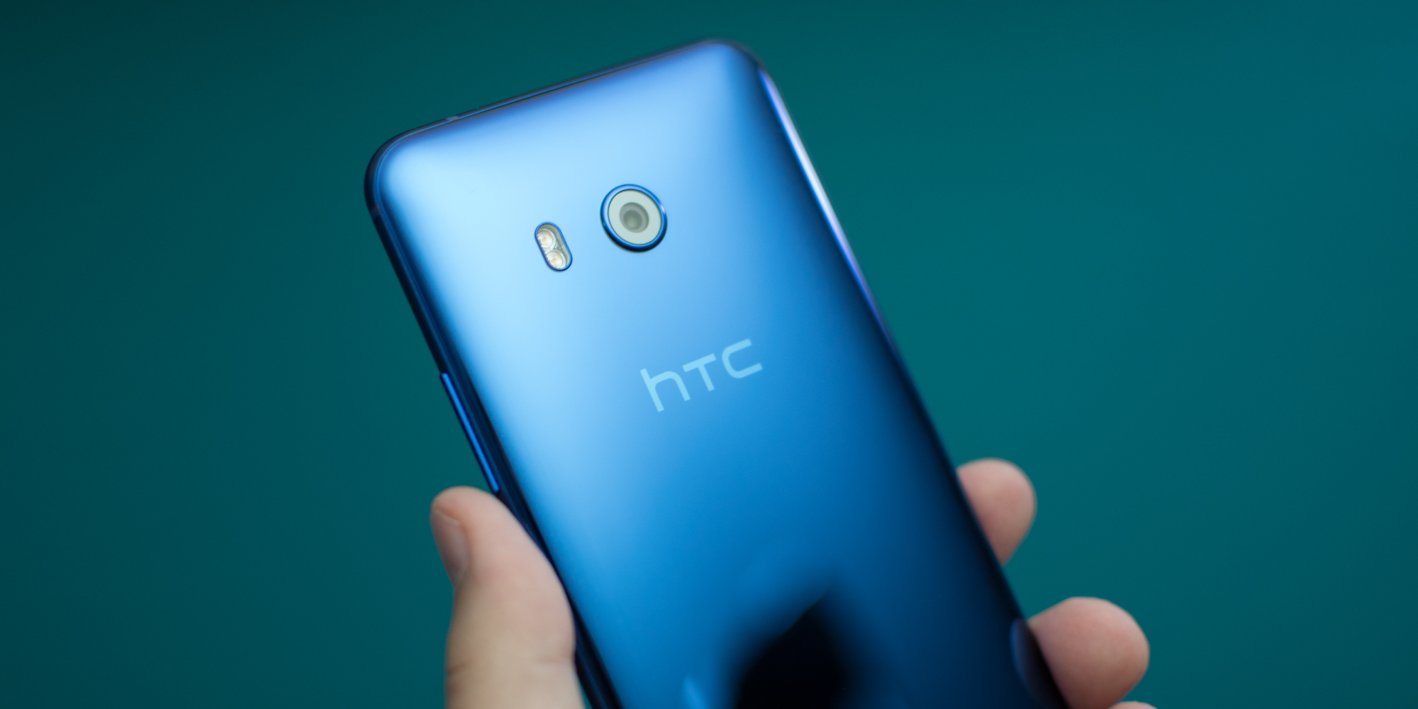 HTC U11 receiving long-awaited Android Pie update, but only in some regions