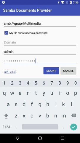 Google releases Android Samba Client app for mounting SMB