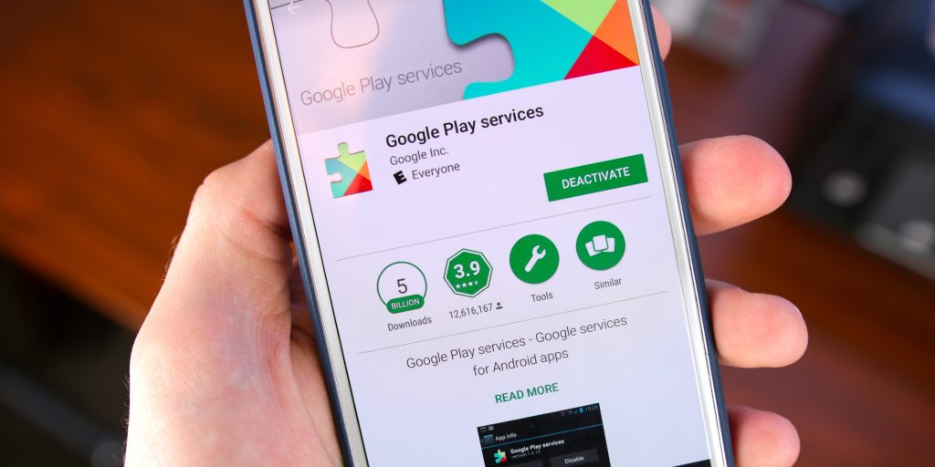 download google play services apk for android 5.1.1