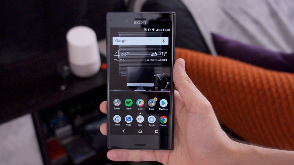 Review: Sony Xperia XZ Premium has a display as crisp as the