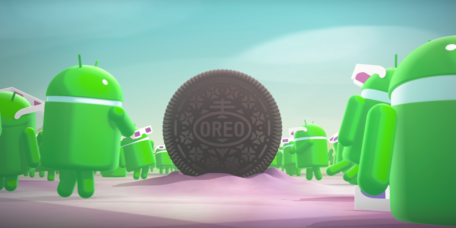 Spruce Up Your Phone With These Android Oreo Themed