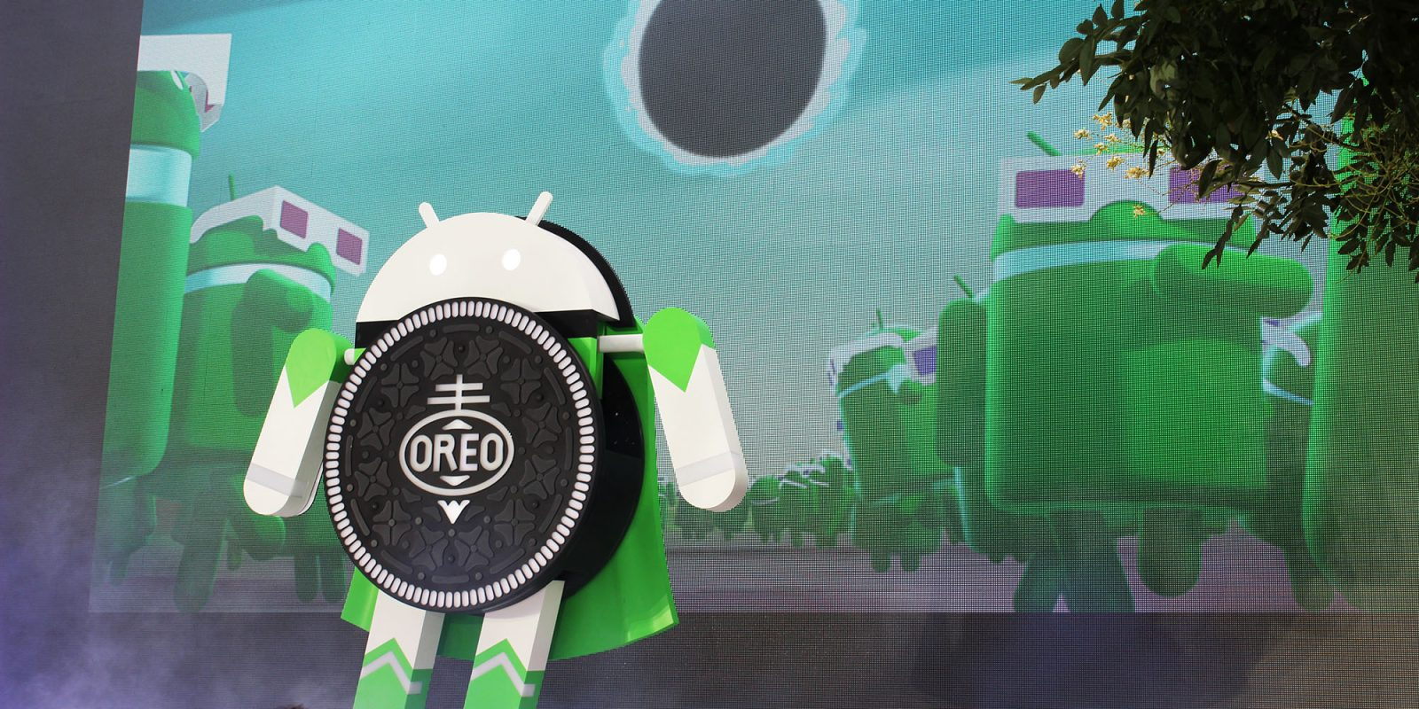 Pie still absent in October distribution numbers, Oreo now 2nd most used version of Android