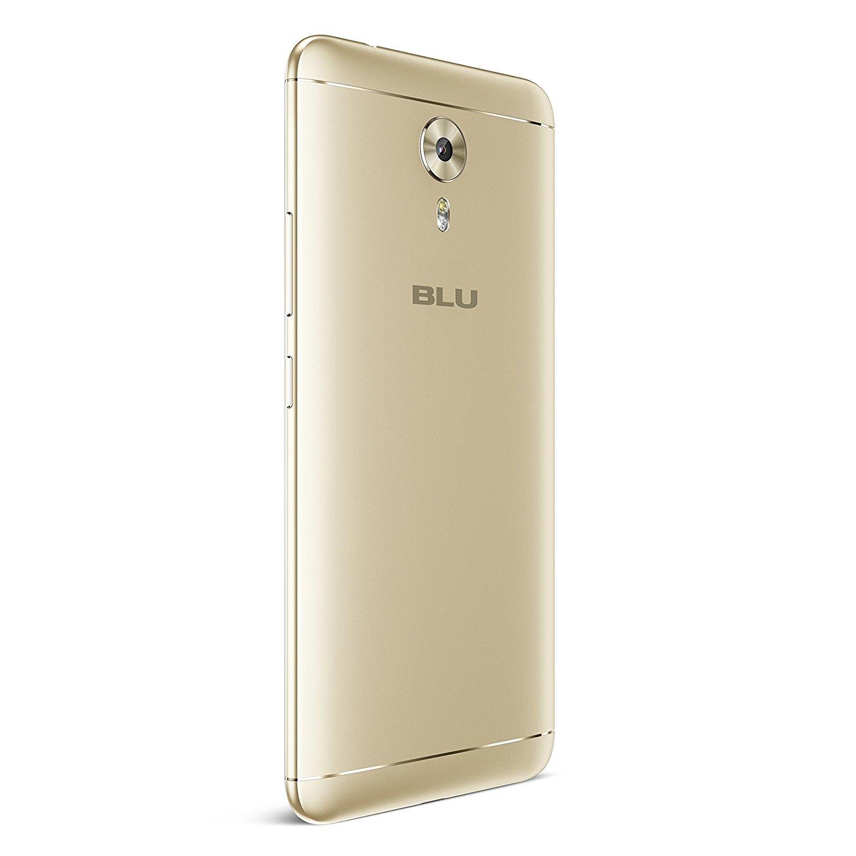 Blu Vivo 8: Android 7 0 Nougat, fingerprint scanner, and a 4,010 mAh