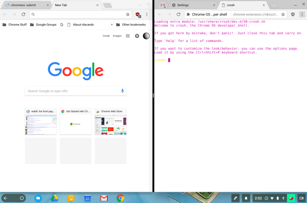 Improved multitasking is finally coming to Chrome OS's tablet mode