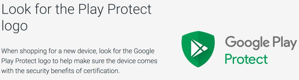 Google announces \'Certified Android devices,\' Google Play Protect ...