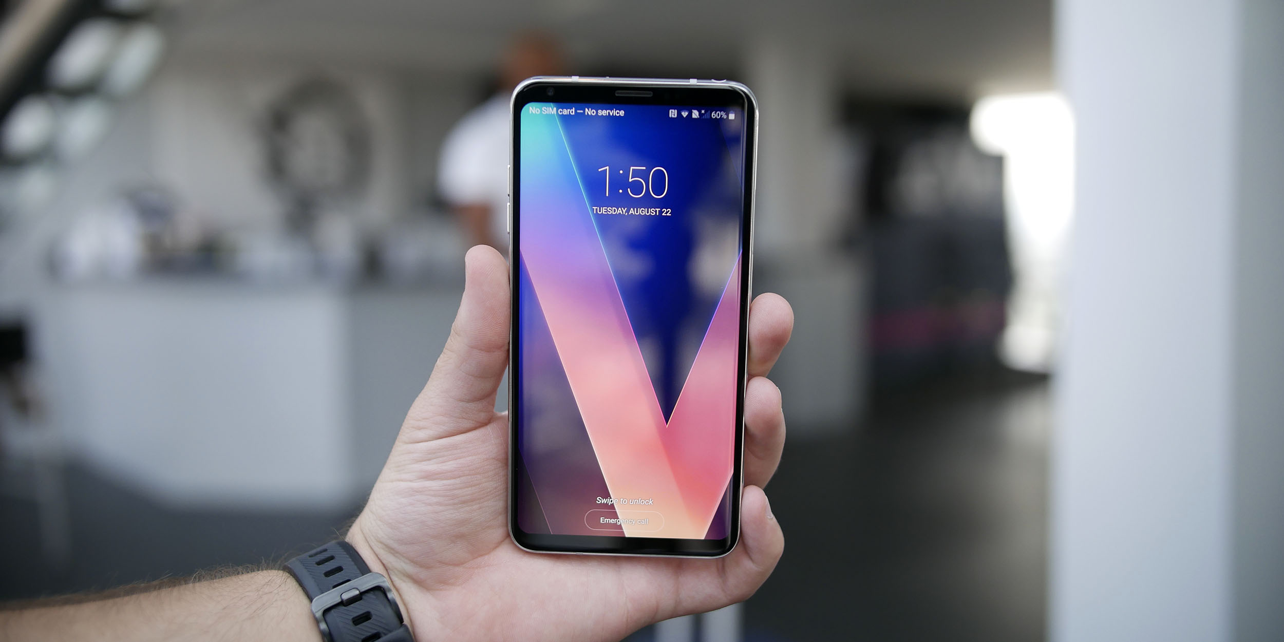 Download The Lg V30 S Official Wallpapers For Your Phone Right Now