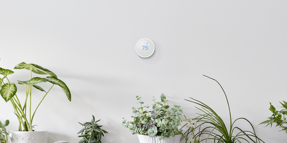 The Nest Thermostat E offers similar functionality in a new design and lower price