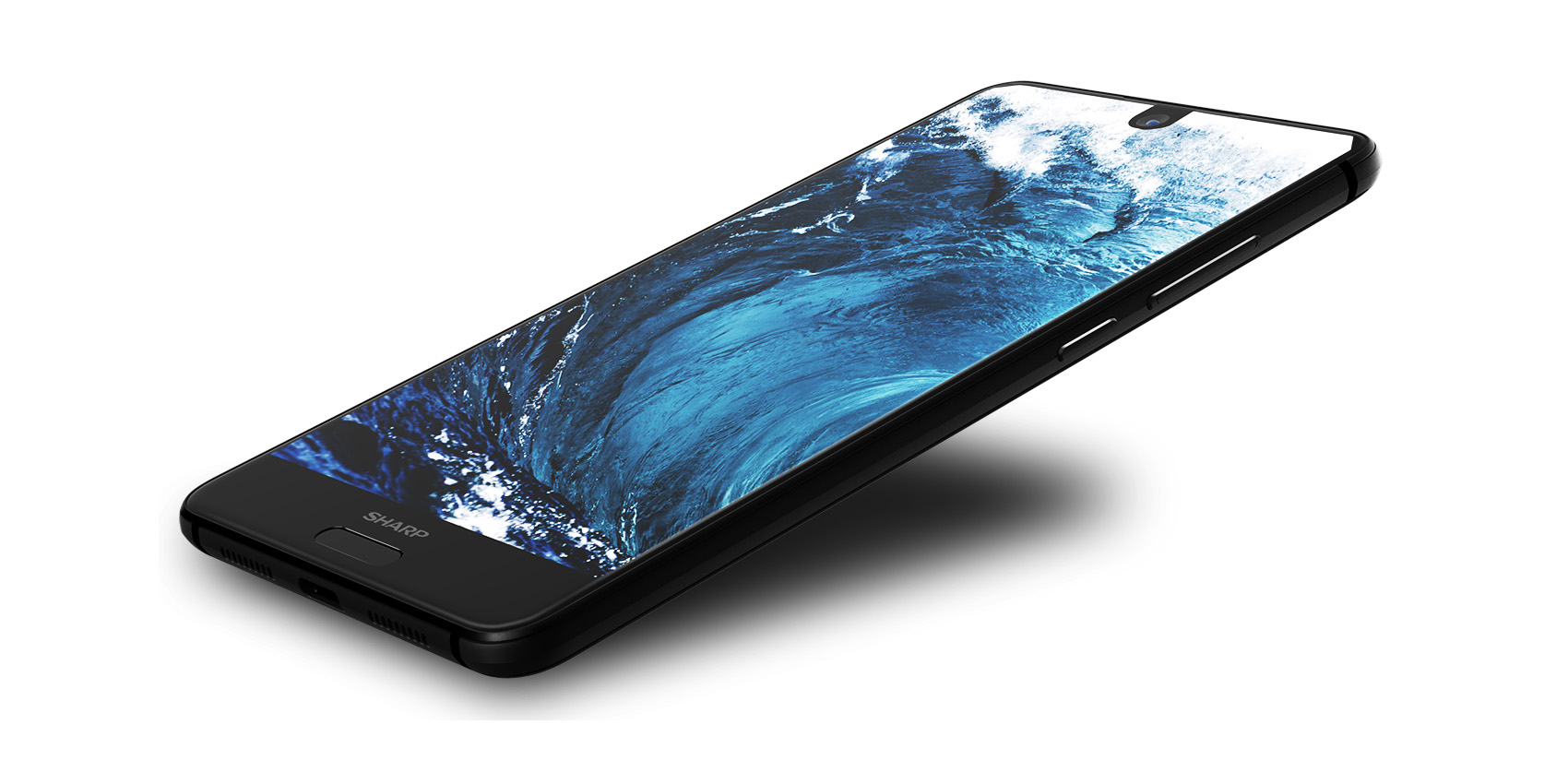 Sharp's Aquos S2 channels the design of the Essential ...