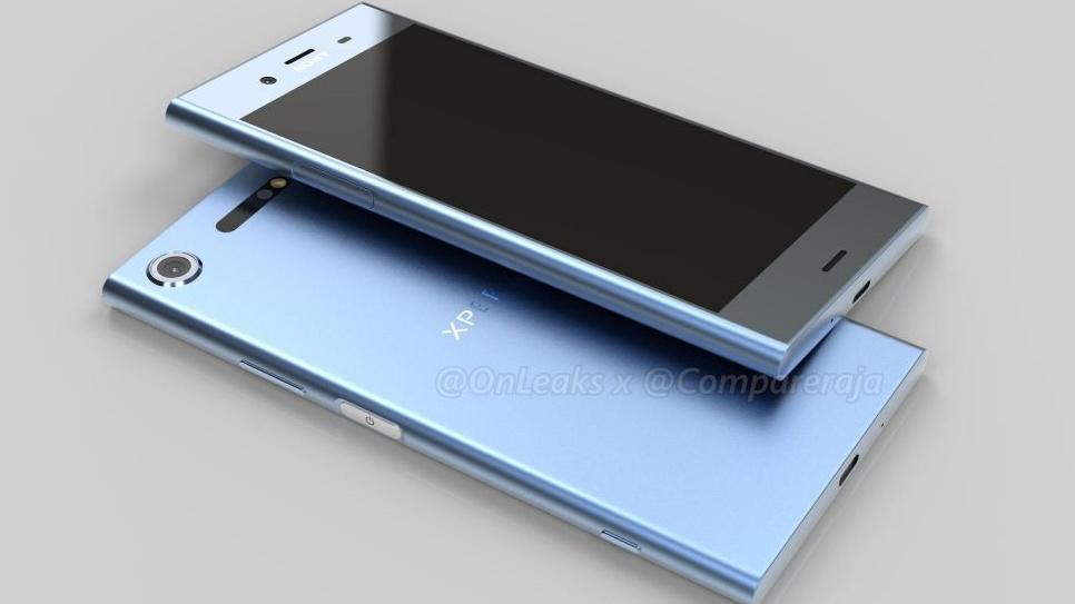 Sony Xperia XZ1: The successor to the XZ Premium gets shown off in