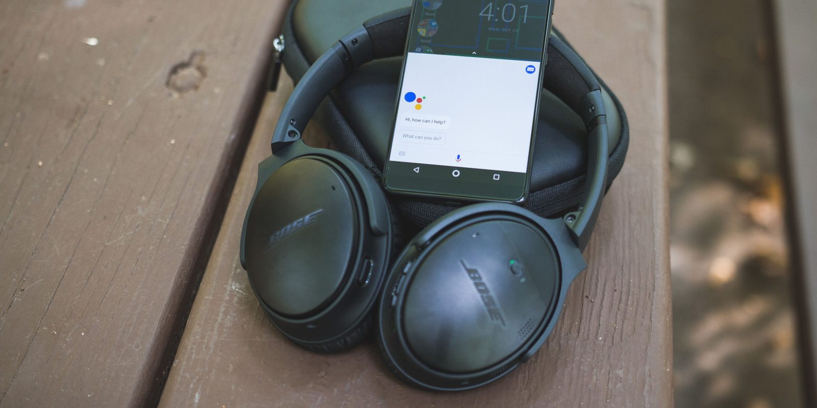 Bose QuietComfort 35 II Review  Google Assistant is a game changer for my  favorite headphones ever 138a8cb15178