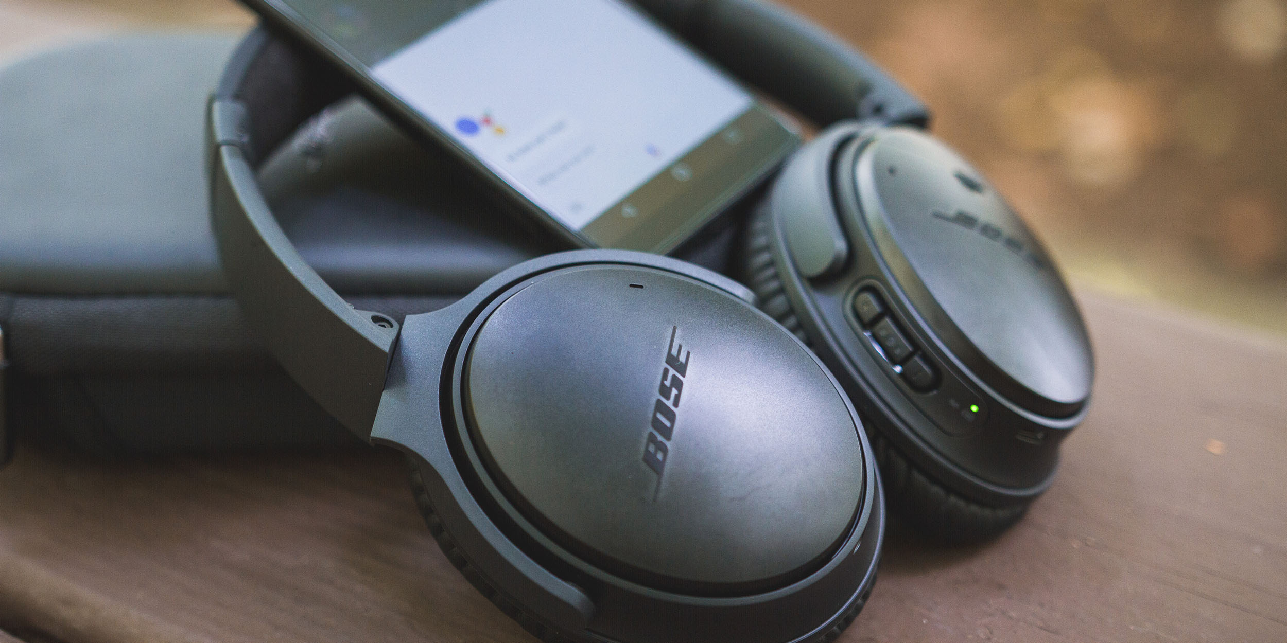 30d4a8ab8c5 Bose QuietComfort 35 II Review: Google Assistant is a game changer ...