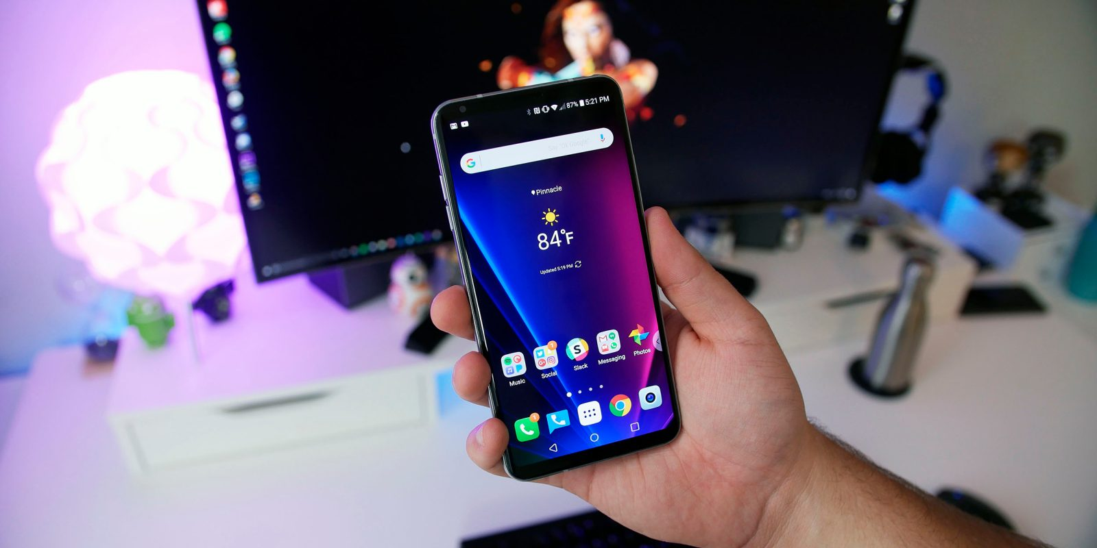 LG V30: 'Long weekend' impressions on the display, camera, battery