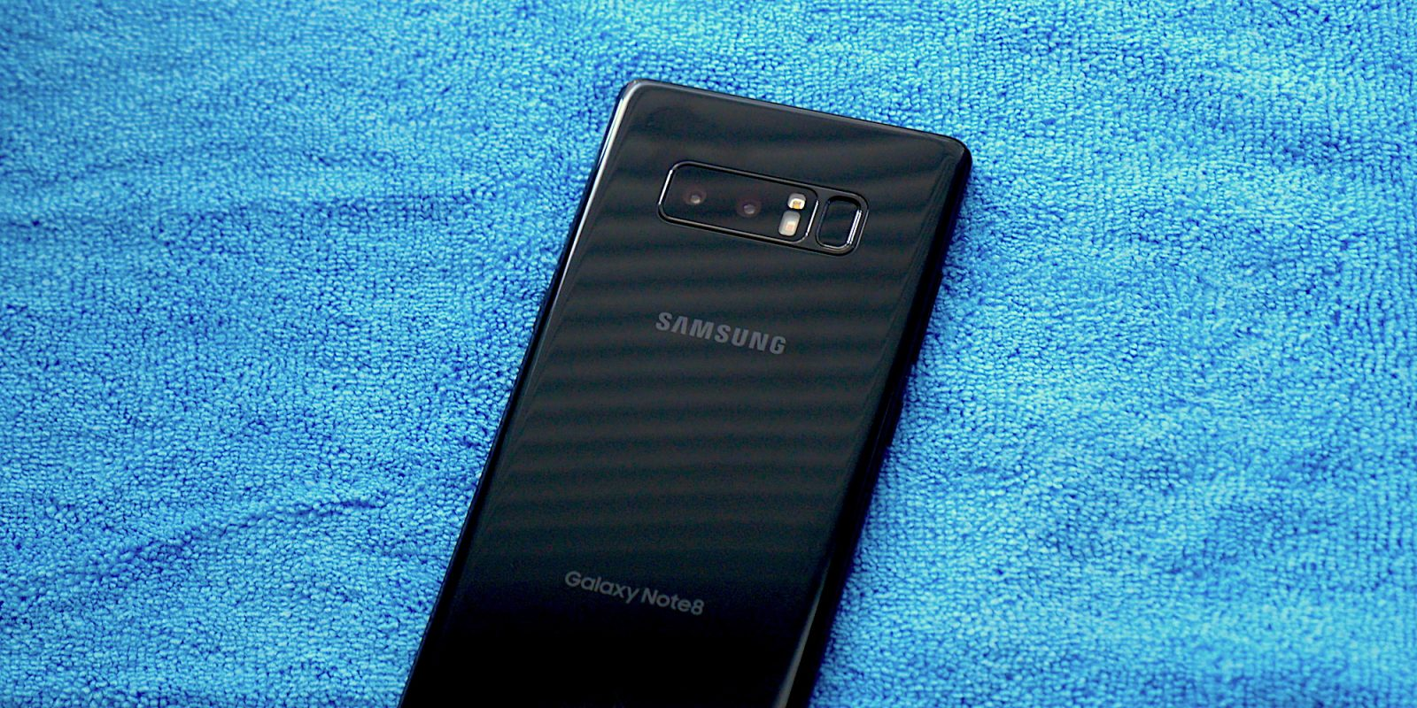 Samsung Galaxy Note 8 gets a fourth Android Pie beta update