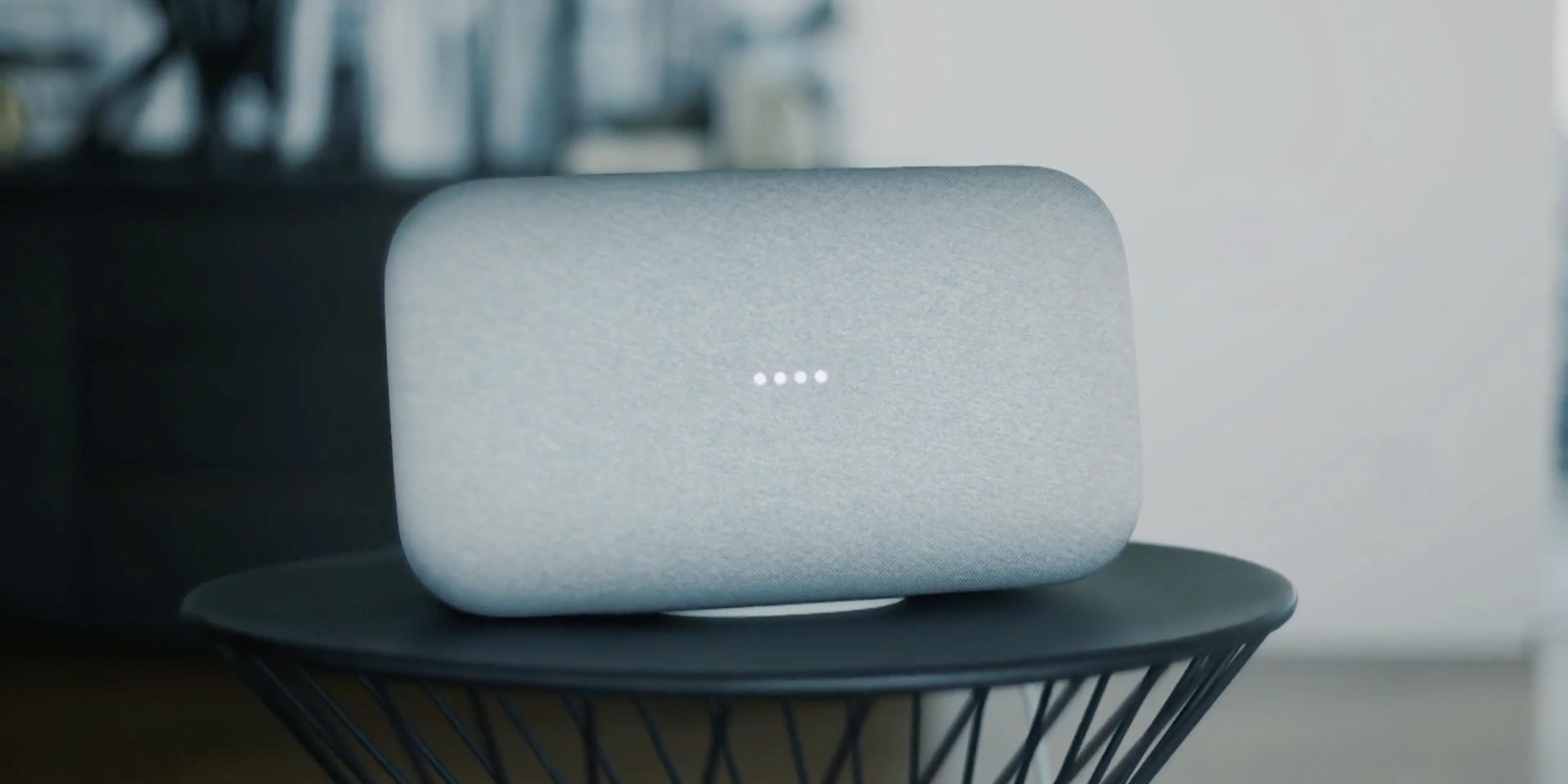 Google Home Mini Max Tidbits Donut Shops MicroUSB Walmart