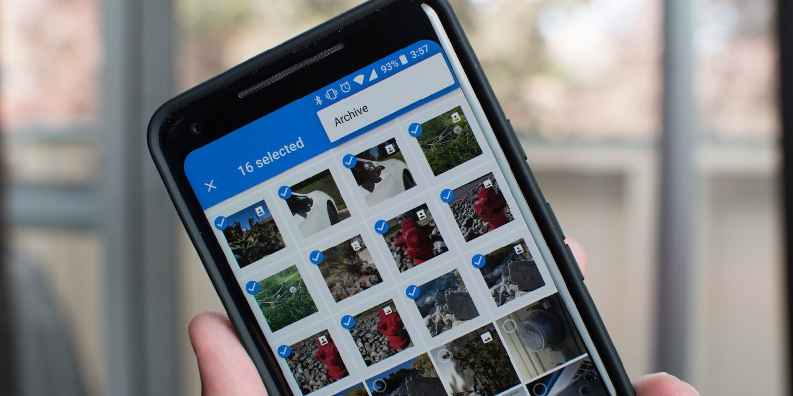 Feature request: Google Photos needs to let you select & save multiple  images to your phone [Gallery] - 9to5Google
