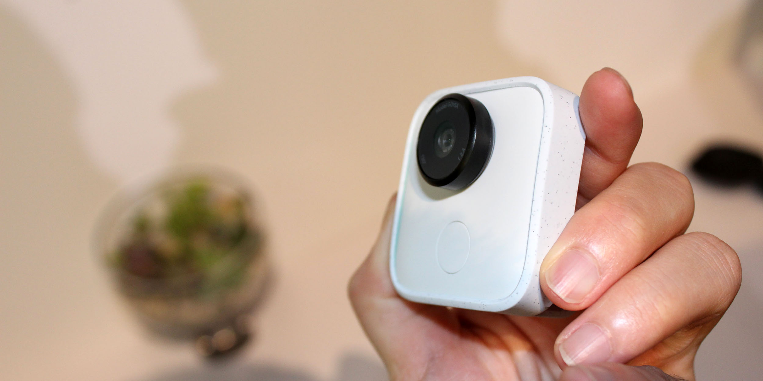 Intel's impressive 'visual processing unit' powers the on-device machine learning in Google Clips
