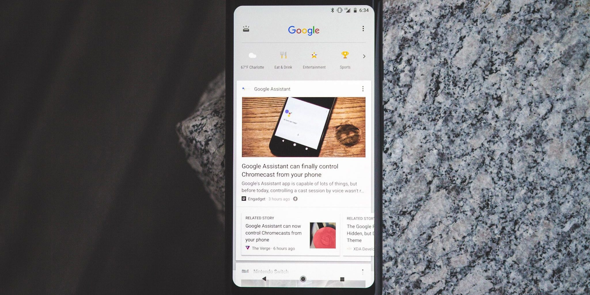 Google app 7 17 redesigns Assistant settings, notes upcoming Lens