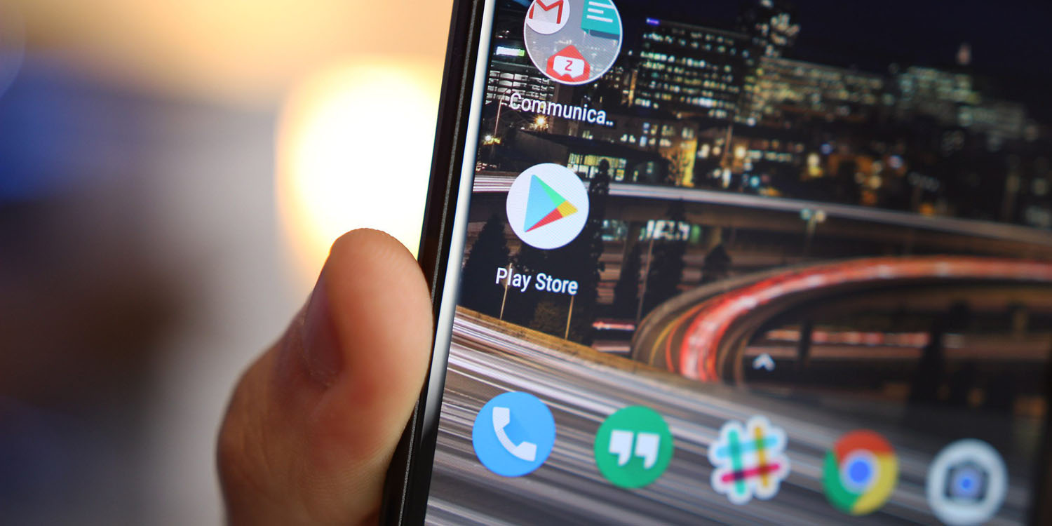 How to download applications on Android from the Google Play