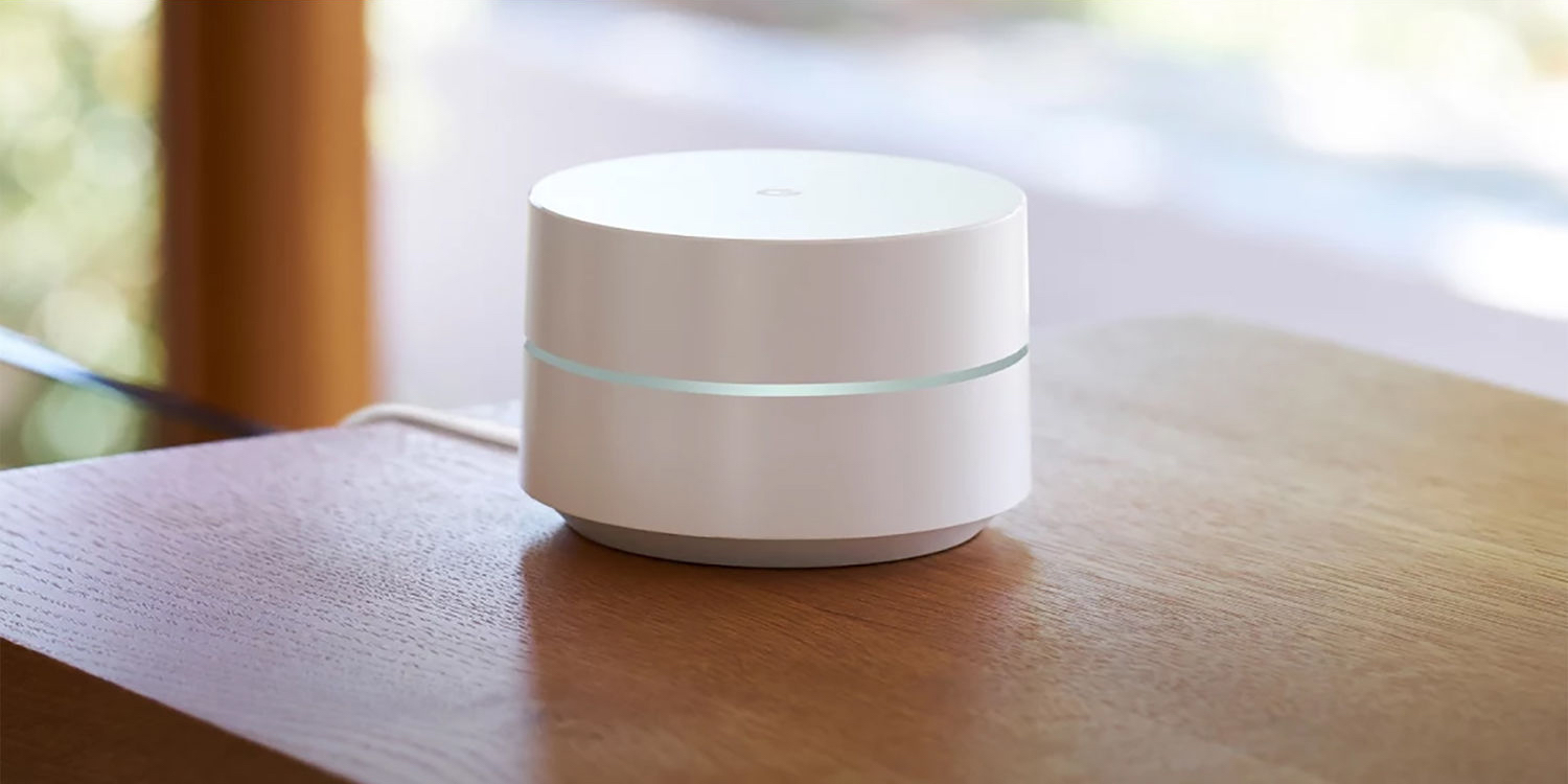 Google Wifi gets its first official price drop to just $99