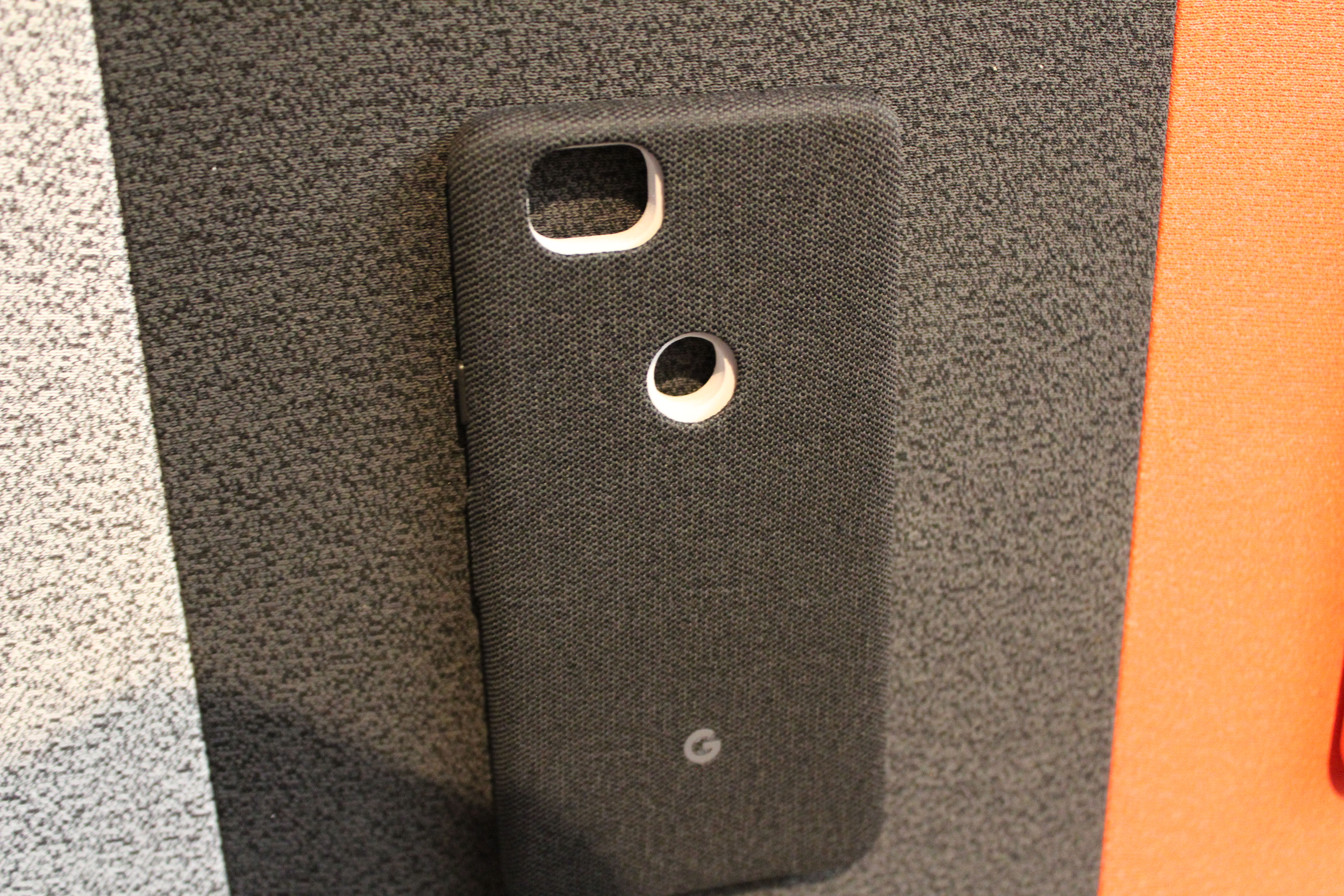 new style cdacb b3c0f Closer look at the Google Pixel 2's new Fabric Phone Cases [Gallery ...