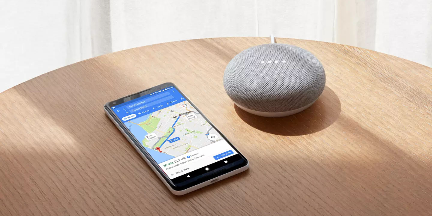 How to set up your google home mini 9to5google for Google home mini