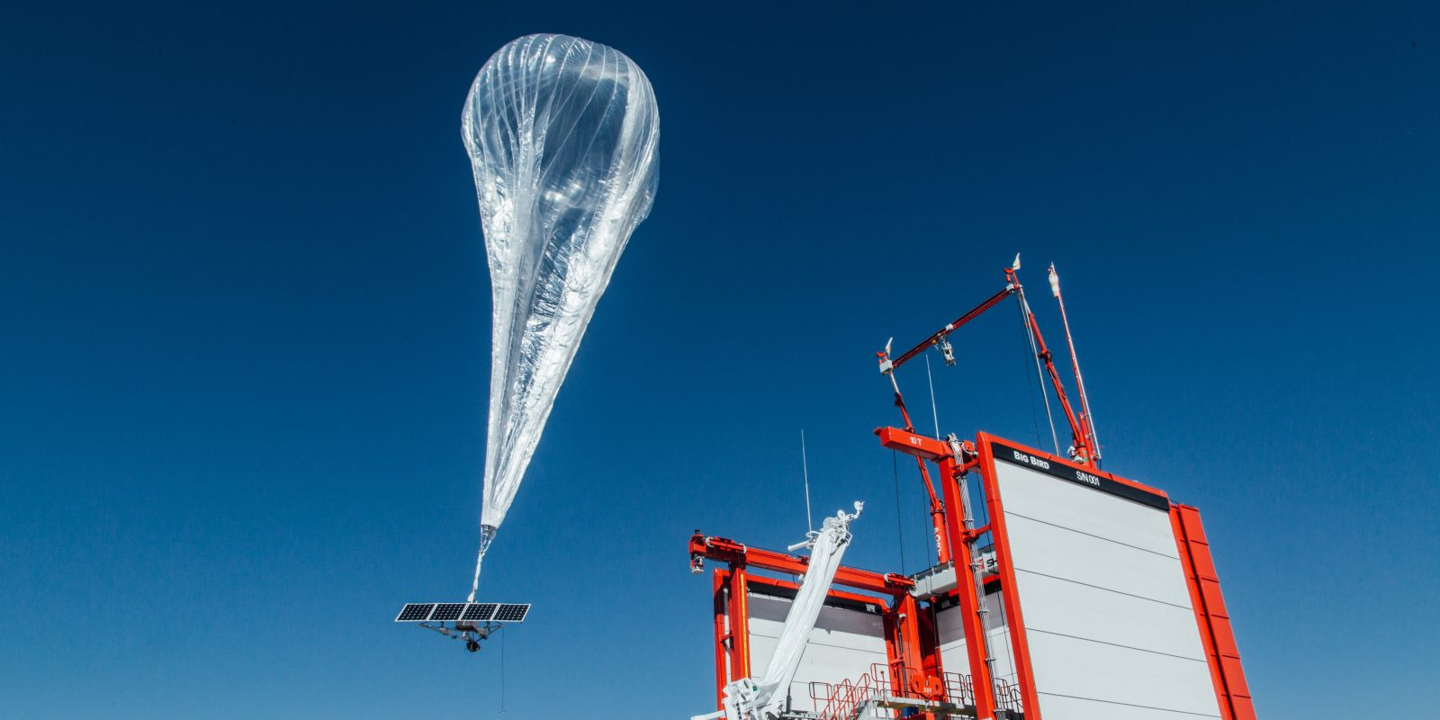 Loon deploys LTE balloons to Peru 48 hours after magnitude 8.0 earthquake