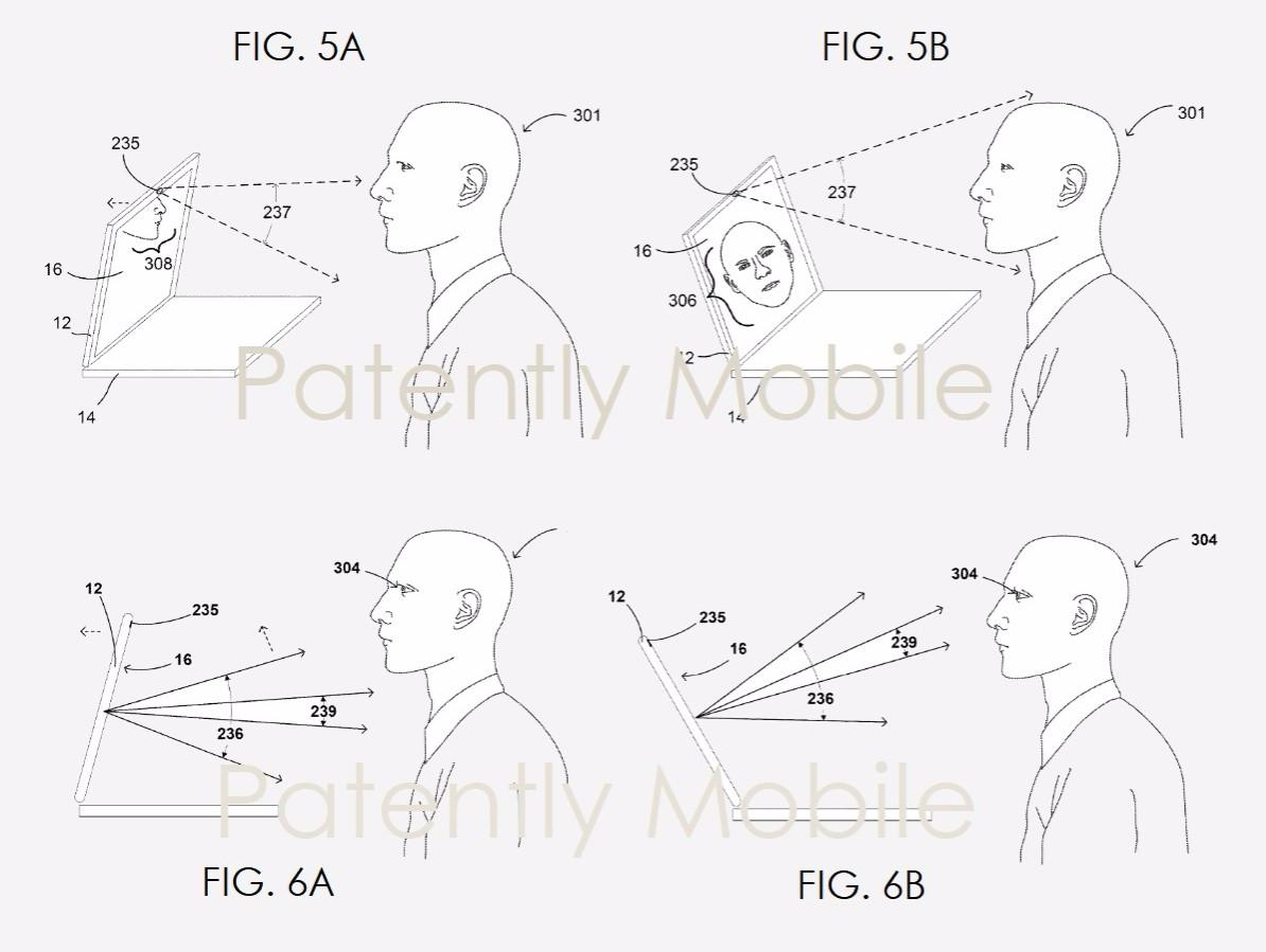 google motorized hinge patent