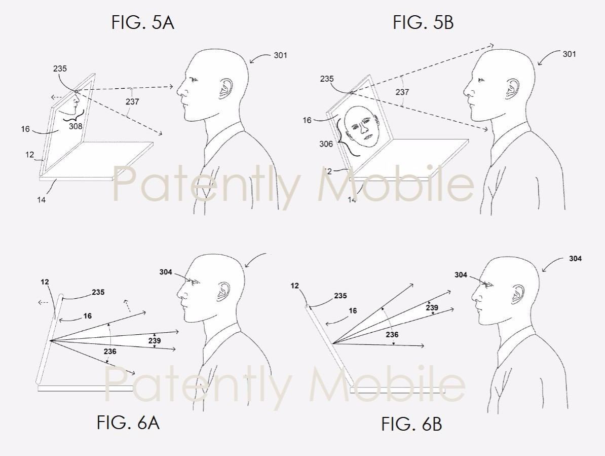 google motorized hinge patent
