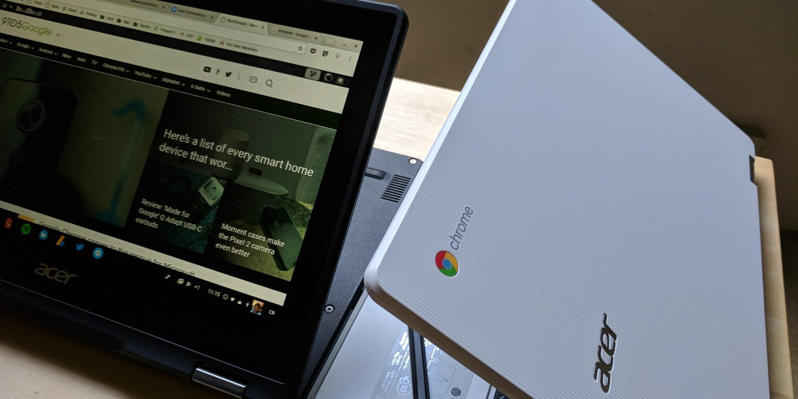 89f5657c5bb Acer Chromebook Spin 11 review: Nearing prime time for Chrome OS convertible  tablets