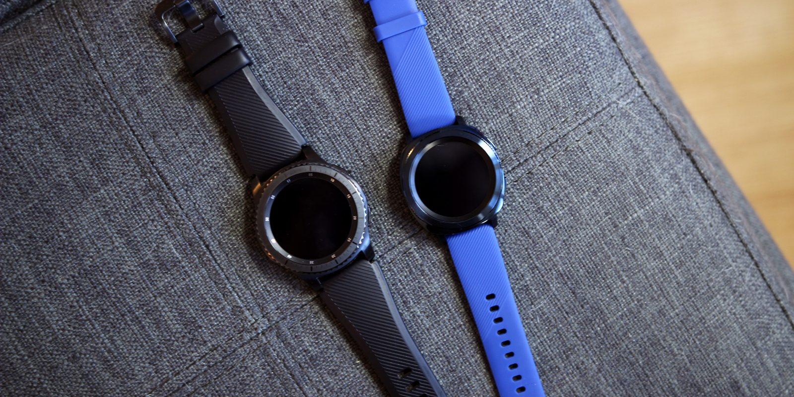 Samsung Gear S3 update brings health, UI improvements