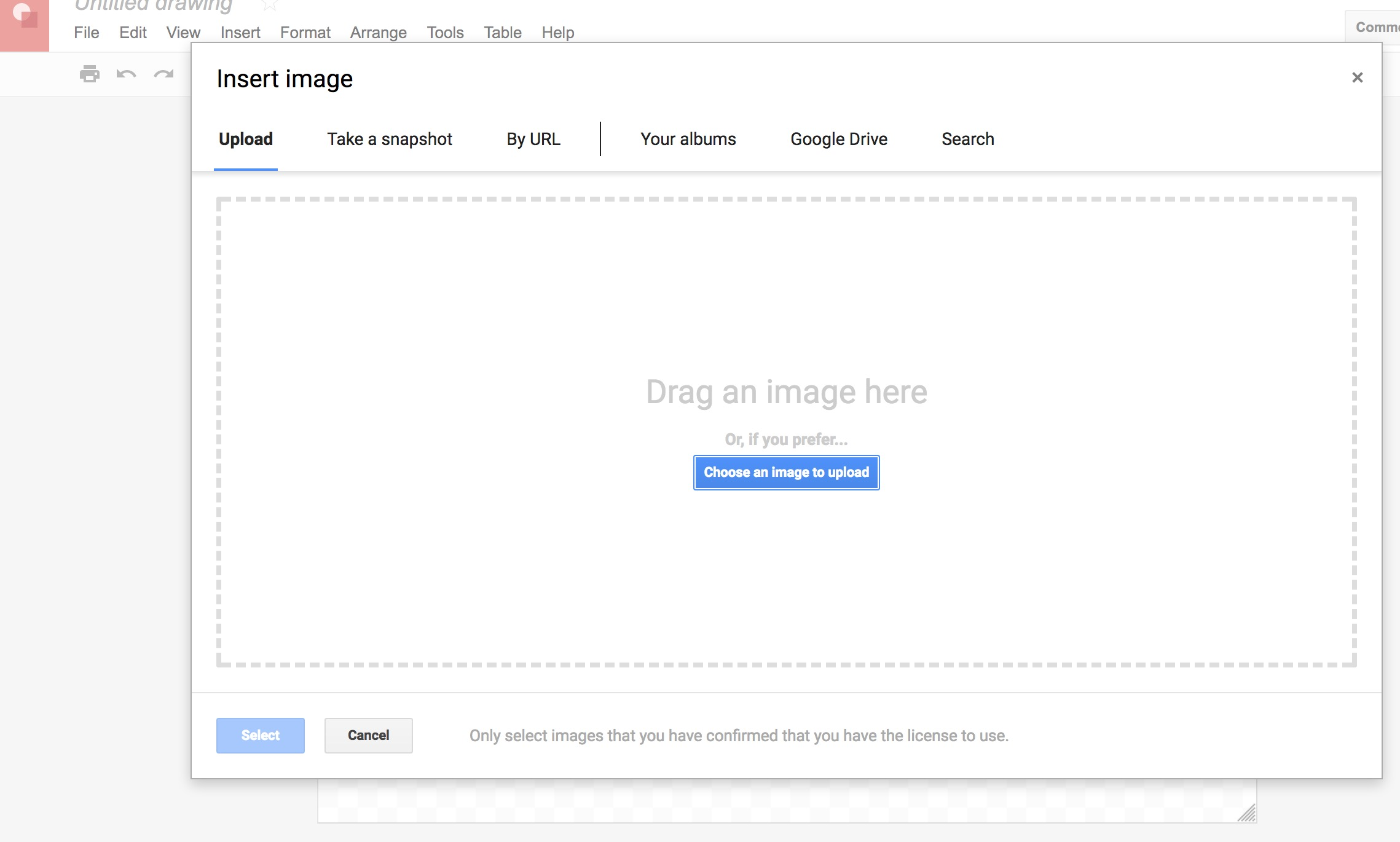 Google simplifies image insertion in Docs, Slides