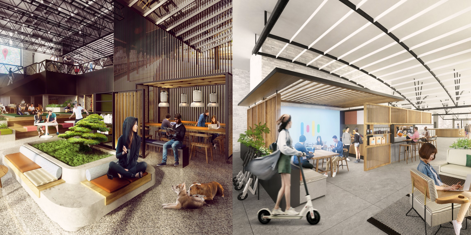 image of google office. Google Announces New Tokyo Office To Double Presence In Japan, Opening 2019 Image Of