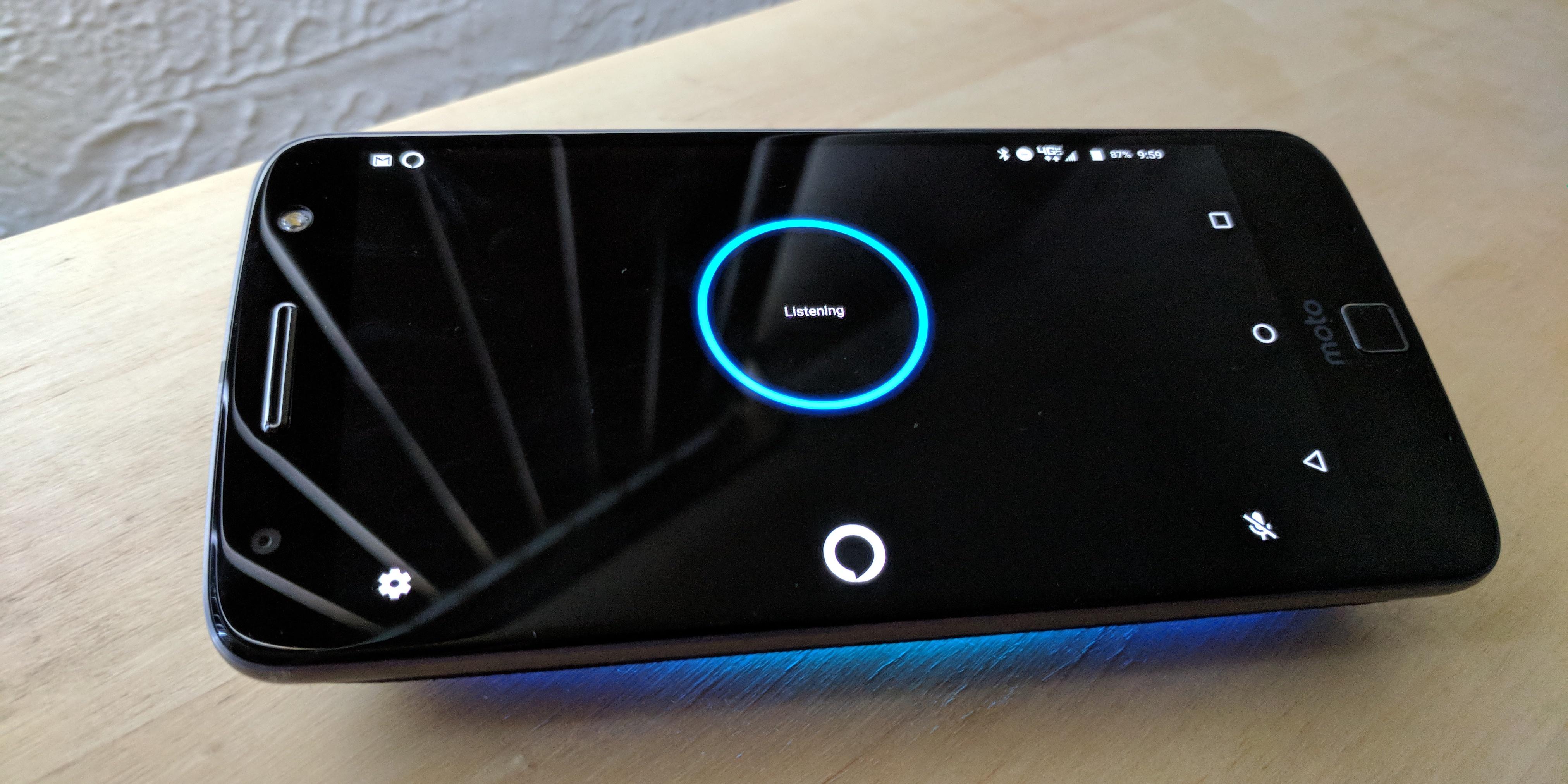Review: Moto Smart Speaker w/ Amazon Alexa has questionable