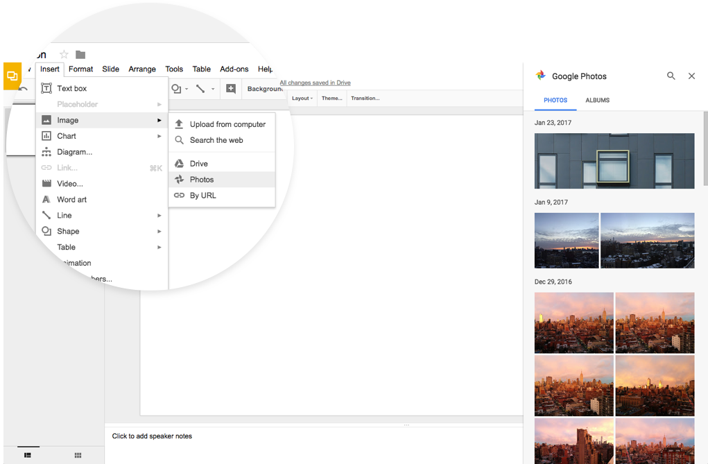 Google Simplifies Image Insertion In Docs Slides Drawings Adds