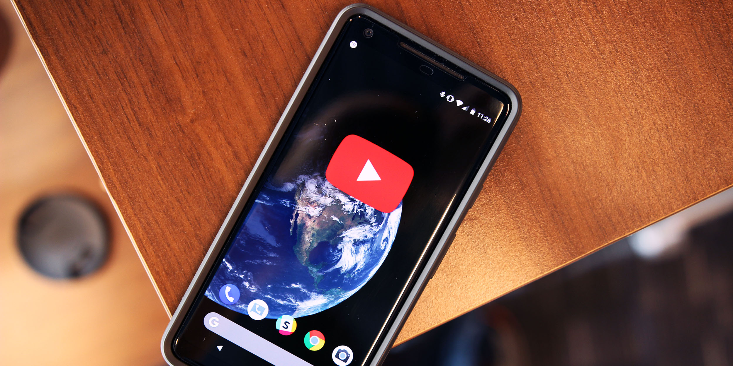 YouTube's dynamic player for square & vertical video begins