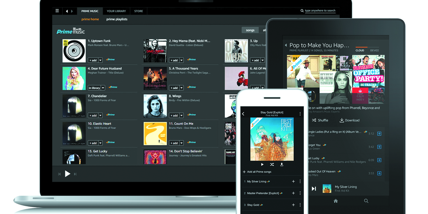 Amazon Music Unlimited now available in 28 more countries, from Belgium to Uruguay