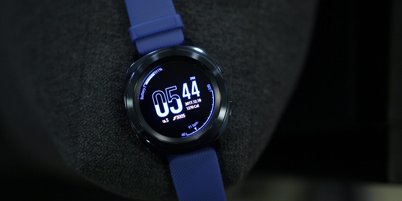 31f653ab Review: The Samsung Gear Sport is probably the best smartwatch you can buy  for Android