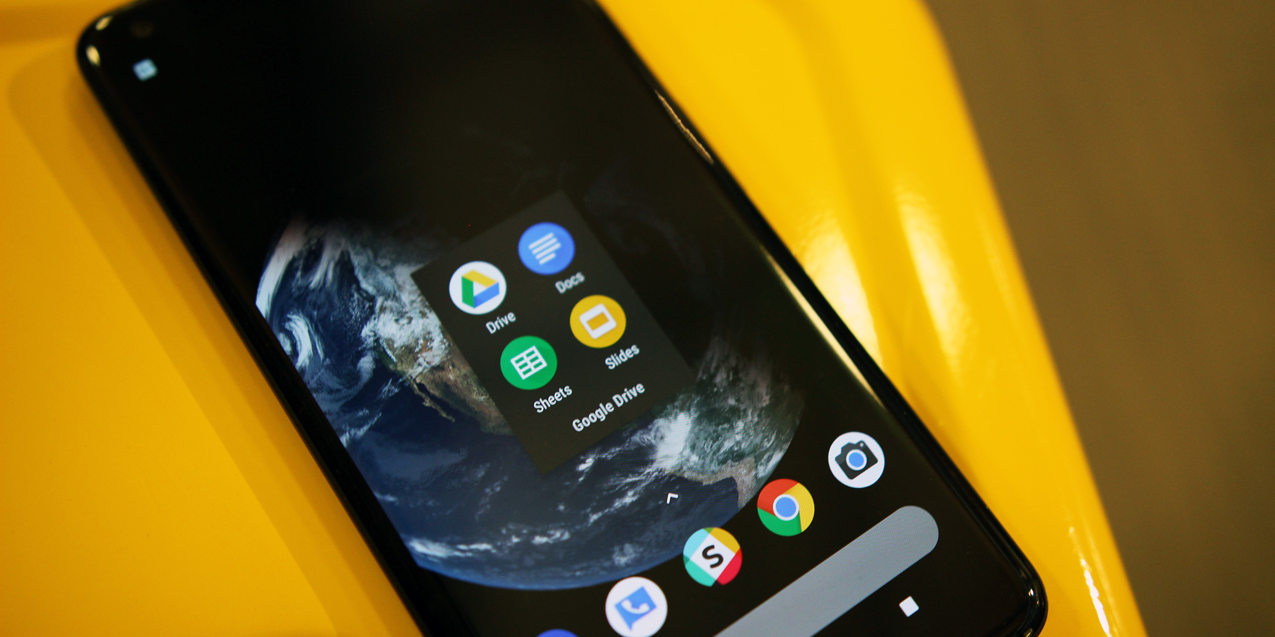 Google Material Theme revamp rolls out to Docs, Sheets, and Slides for Android