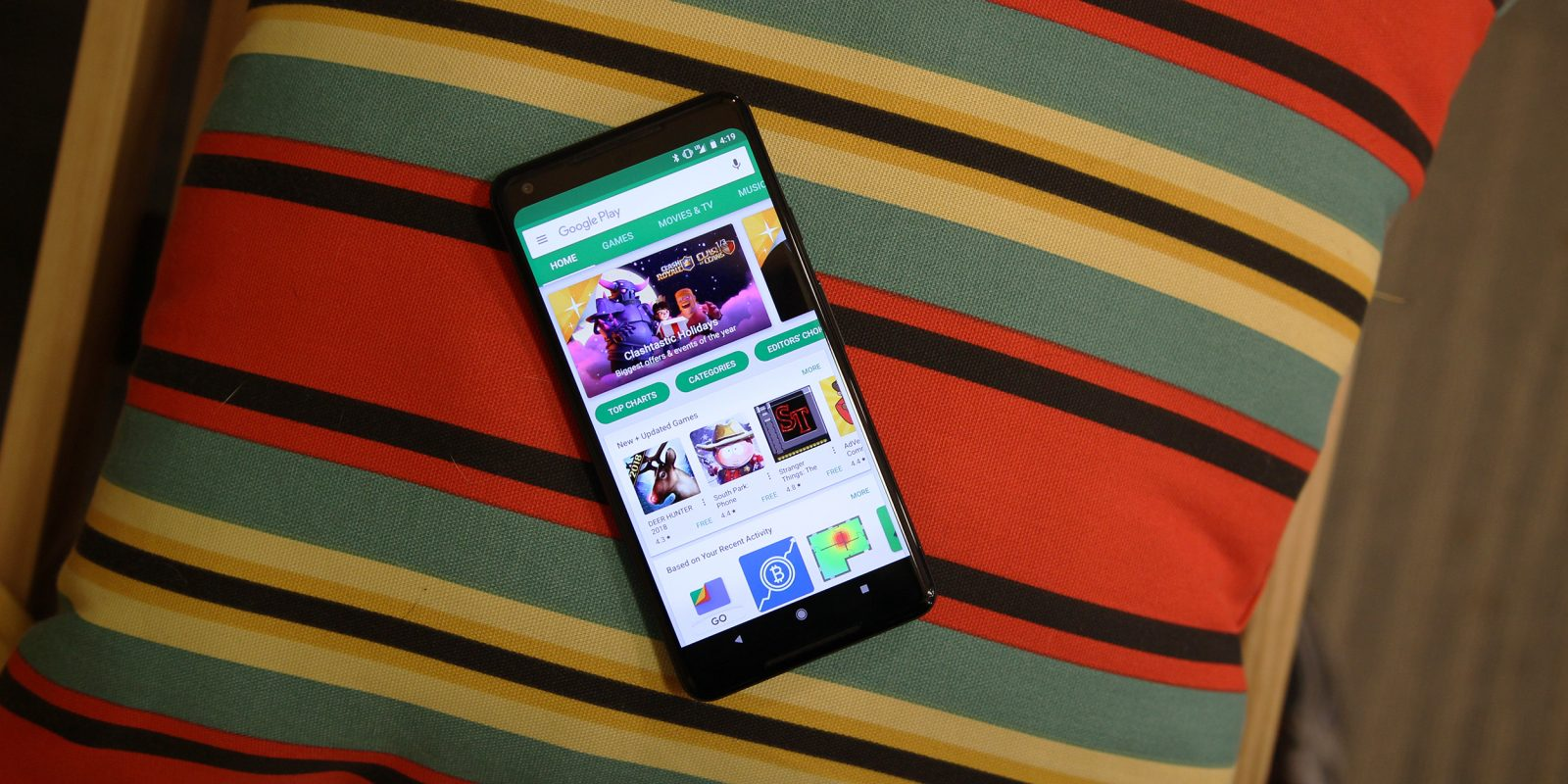 Play Store policy to help prevent Android call and text
