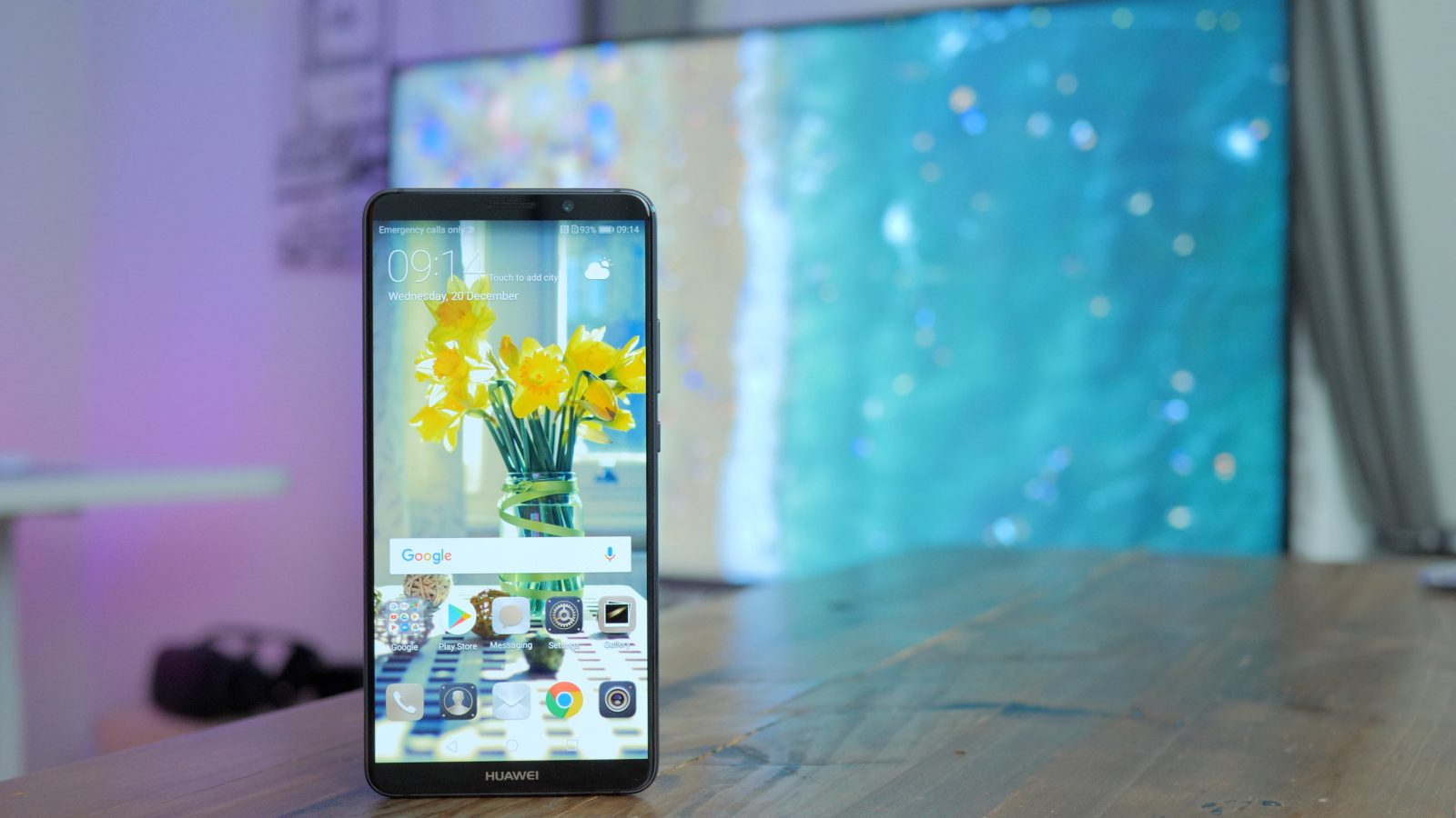 Hands-on with the Huawei Mate 10 Pro's long lasting, AI-powered