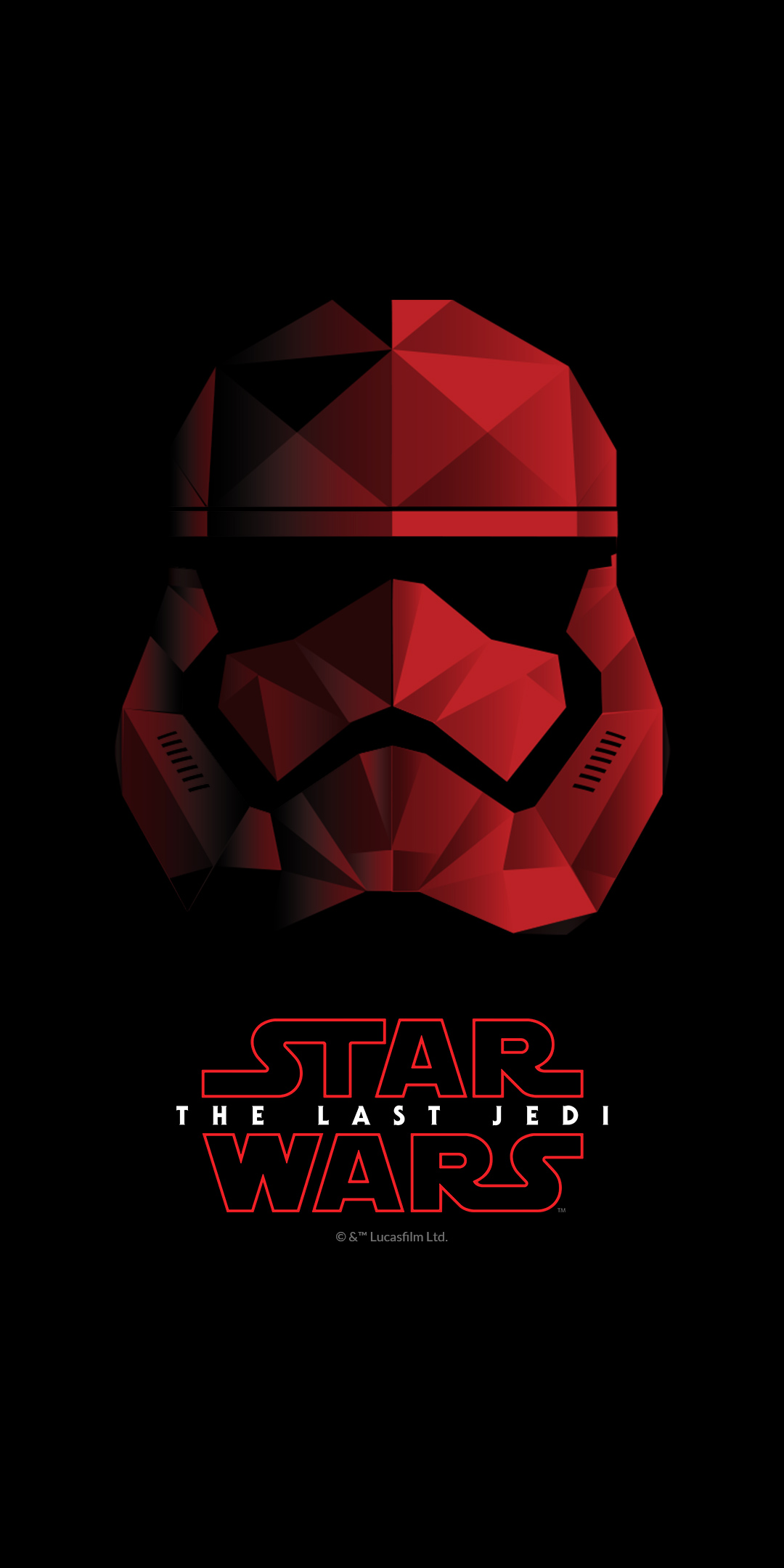 Download the OnePlus 5T Star Wars edition wallpapers right